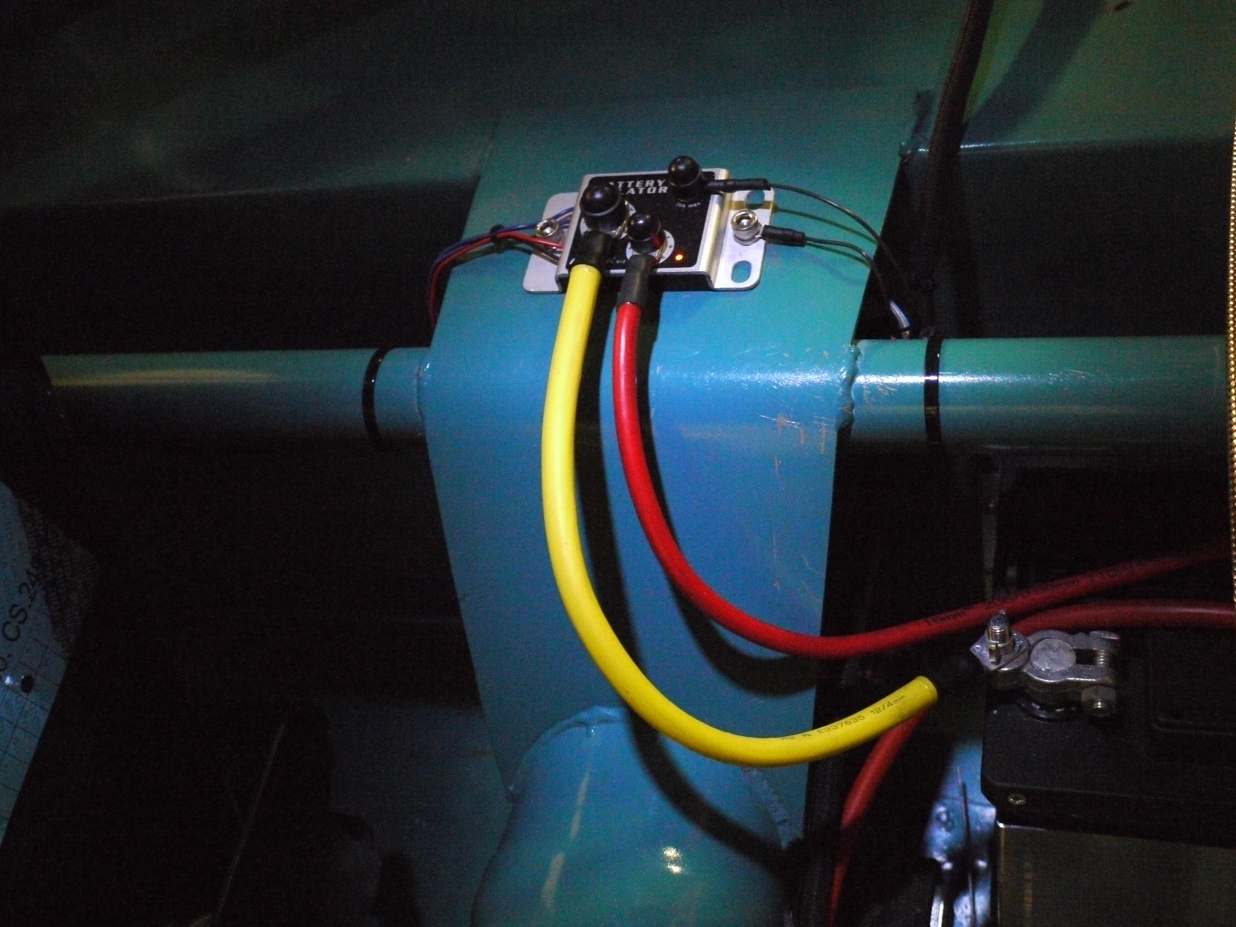 Cartek battery isolator.