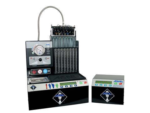 Asnu Injector Cleaning Machine